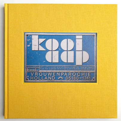 boek kooiaap